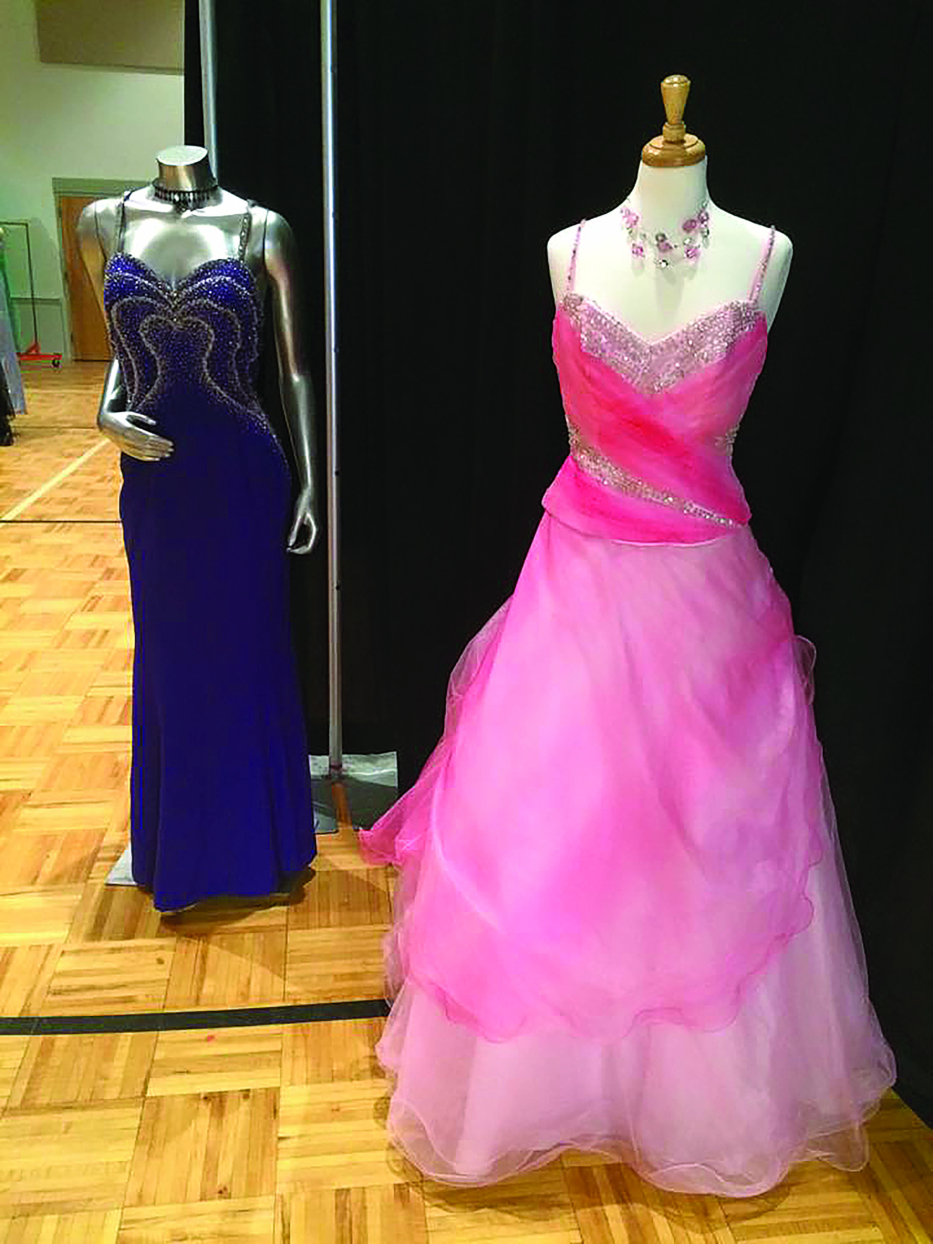 An Extraordinary Mission Provides the Perfect Prom Gown 				By Amy Iori