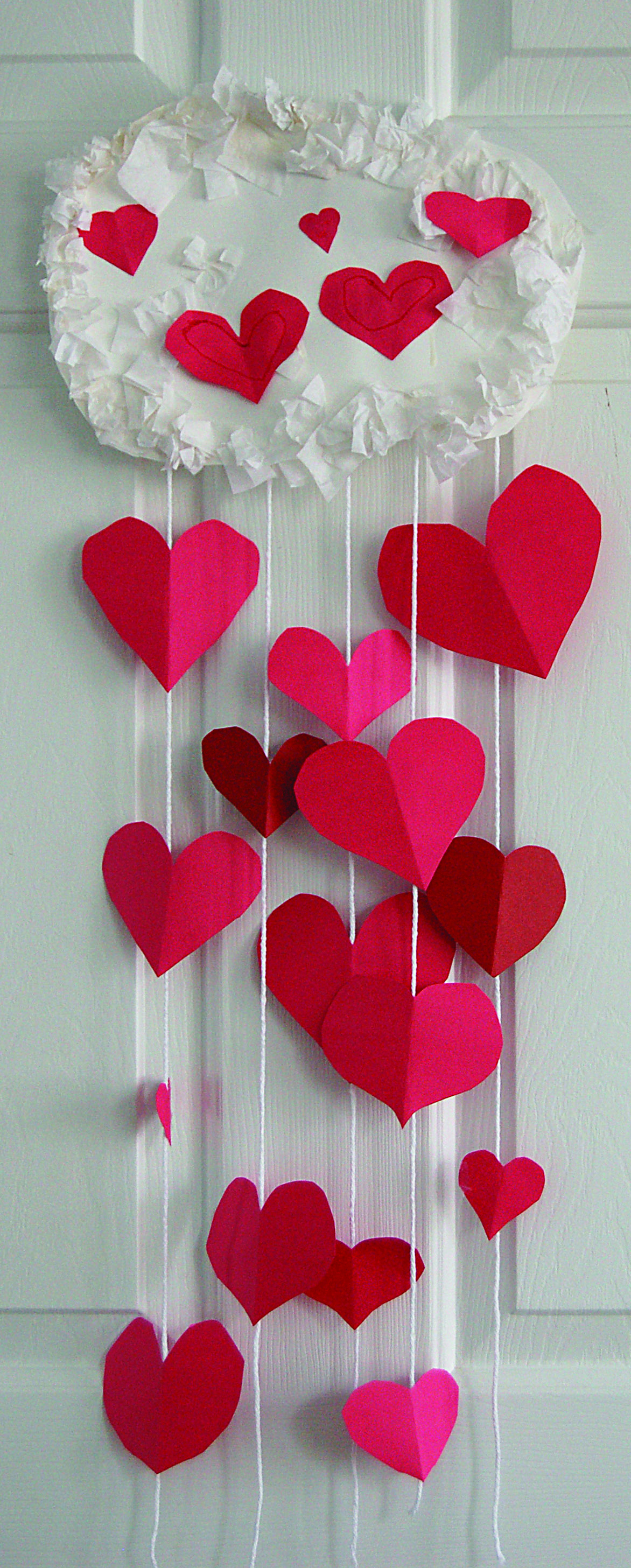 Kids Valentines Day Crafts For Grandparents Suburban Living Magazine