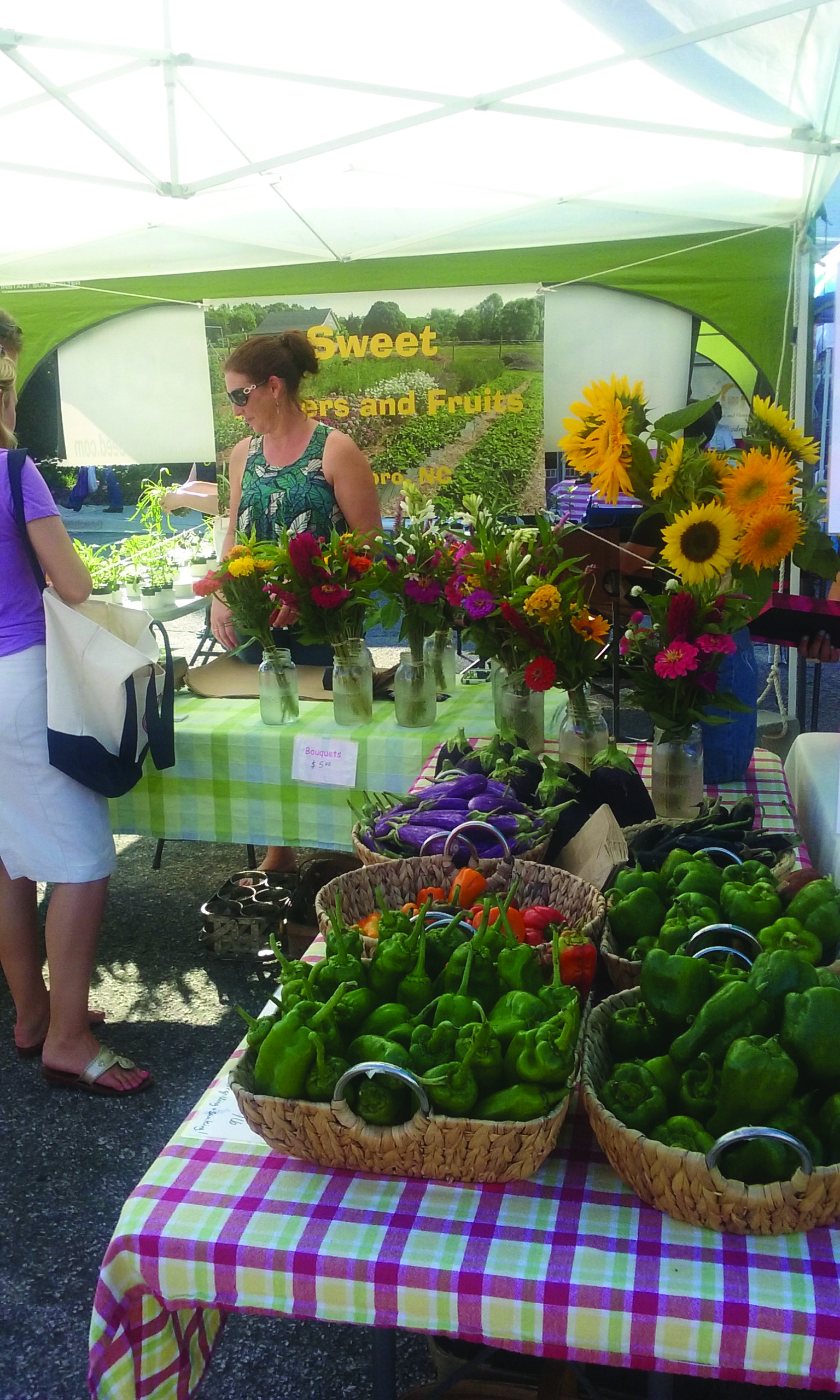 The Apex Farmers Market – Your Saturday Morning Family Destination  By Amy Iori