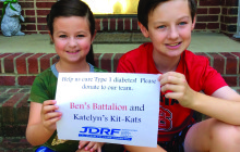 Juvenile Diabetes Awareness  By Stacy Kivett