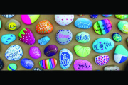Apex Kindness Rocks  By Stacy Kivett