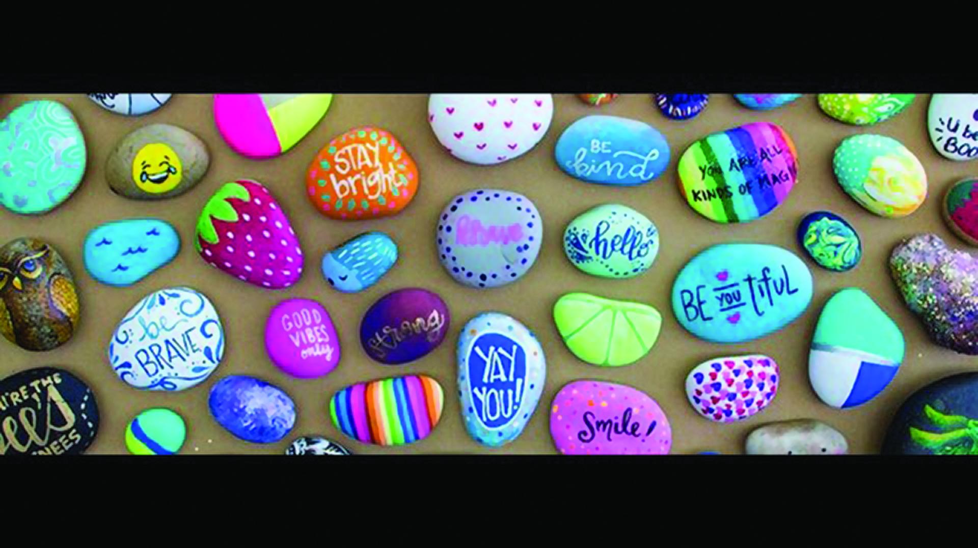 Apex Kindness Rocks  By Stacy Kivett