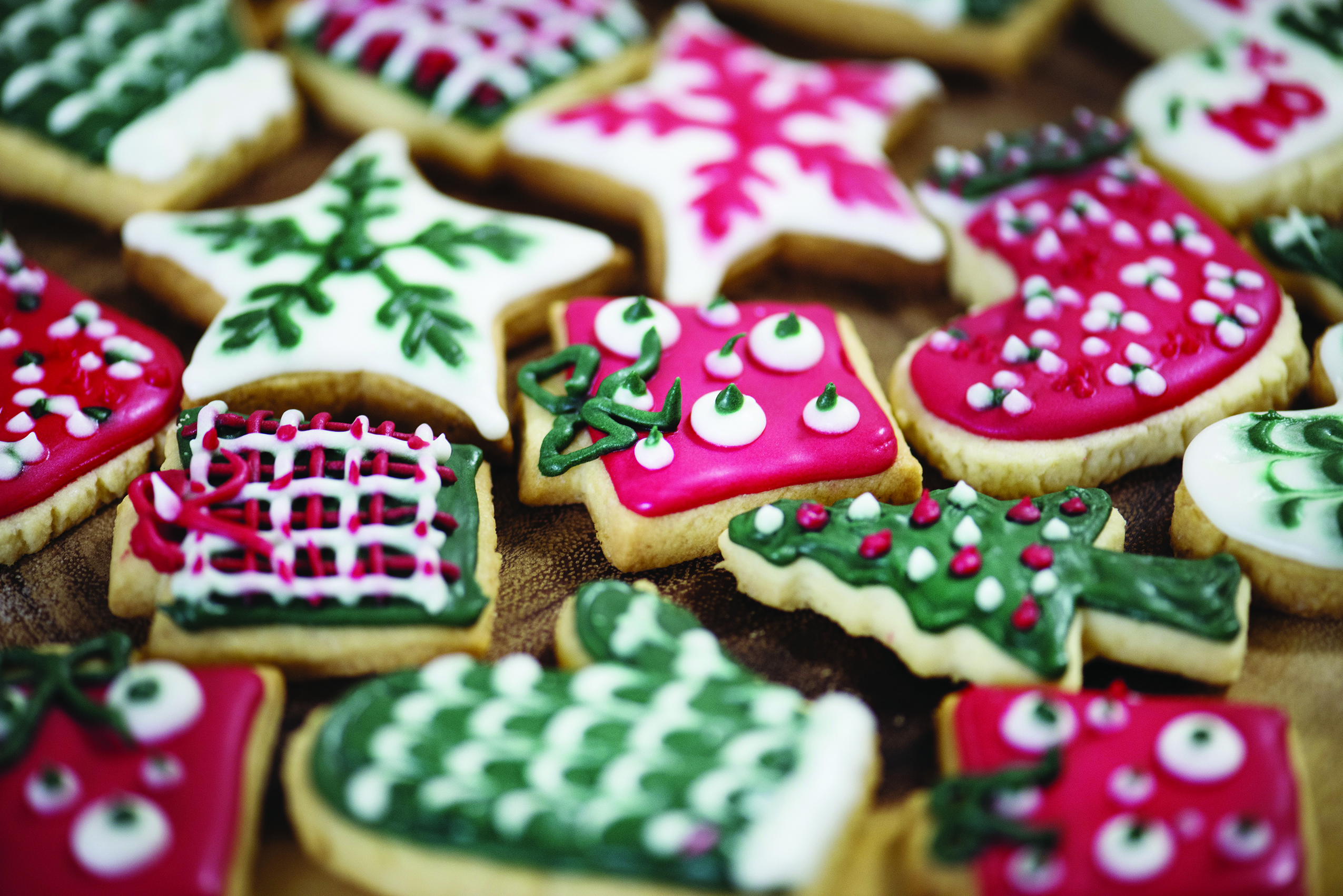 Christmas Cookie Exchange.How To Host A Christmas Cookie Exchange Party By Amy Iori